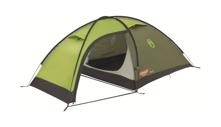 Coleman Tatra 3 tent groen
